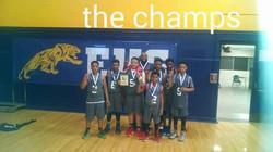 6th boys PA