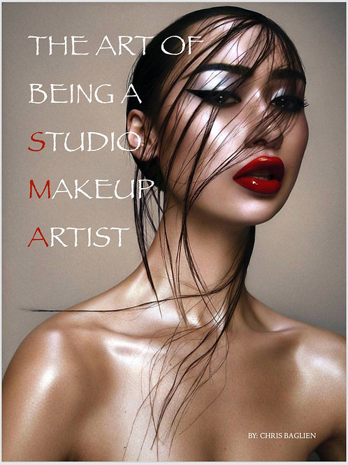 The Art of Being a Studio Makeup Artist