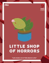 Movie Poster Series: Horror