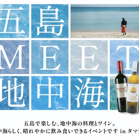 五島 meet 地中海