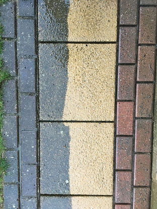 Yeovil Somerset dorset Patio driveway cleaning steam clean property restoration