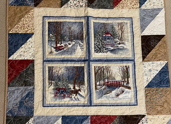 Holiday/Winter Wallhanging