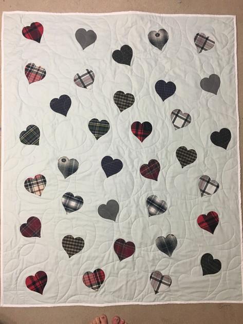 Custom Hearts