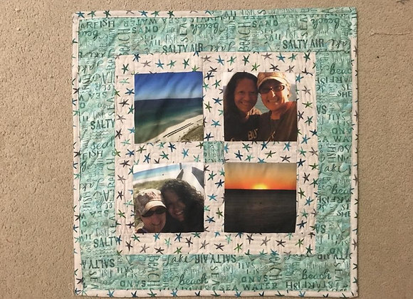 Friendship Memory Quilt