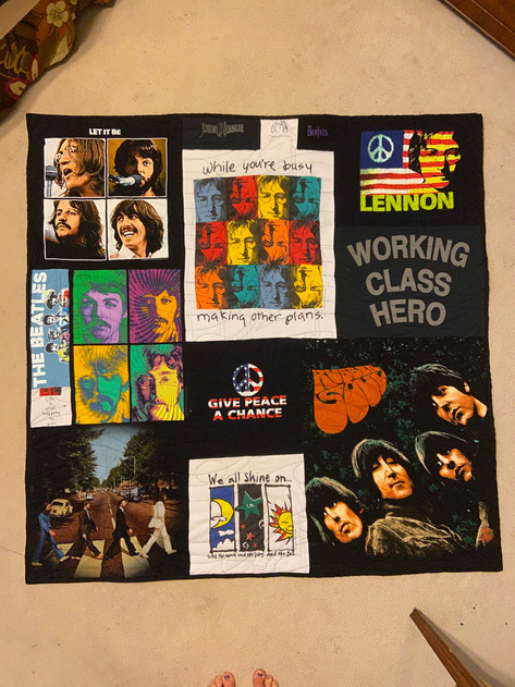 Beatles Mosaic