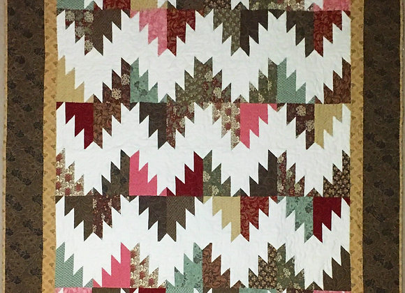 Throw Quilt/Wallhanging