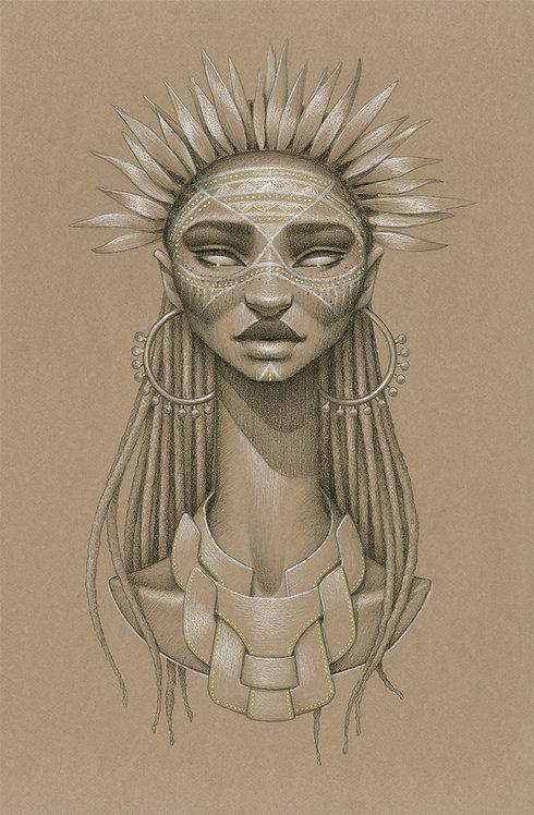 Sundust: Anyanwu