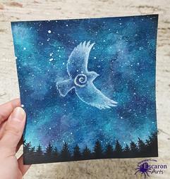 Blue Bird Spirit