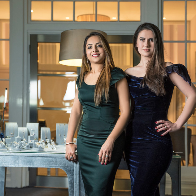 Priyanka Kedia & Francesca Barrow