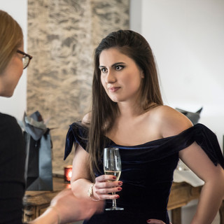 Vanessa Johansson & Francesca Barrow