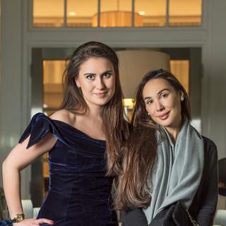 Francesca Barrow & Lucy Lascelles