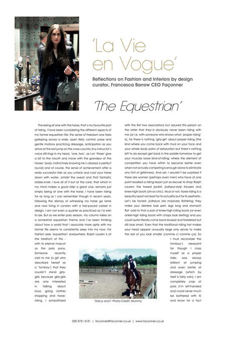 Your Knightsbridge Magazine