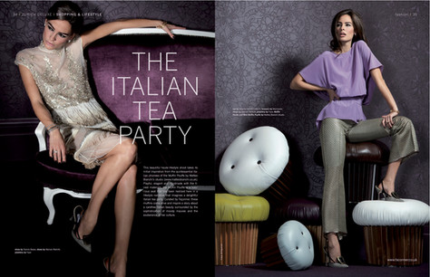 Zurich Deluxe Magazine