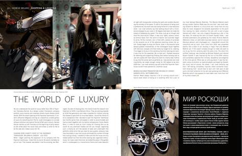 Genève Deluxe Magazine