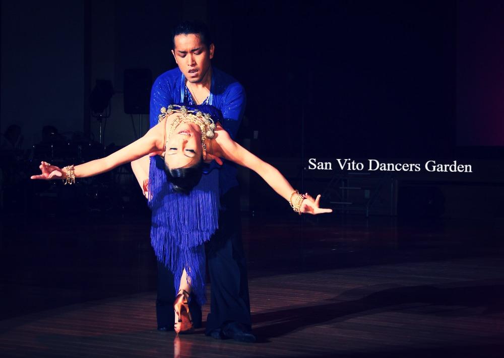 San Vito Dancers Gareden
