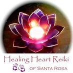 Healing Heart Reiki Logo
