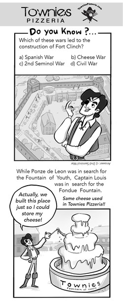 Townies Pizzeria Ad 2