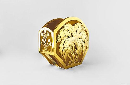 NALA bag Gold HORUS