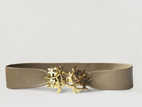 Sadaf Tropico Belt Gold
