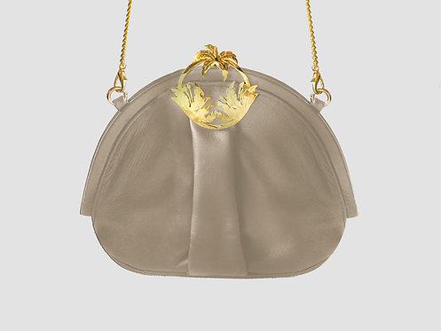 SOFIA purse SADAF Gold