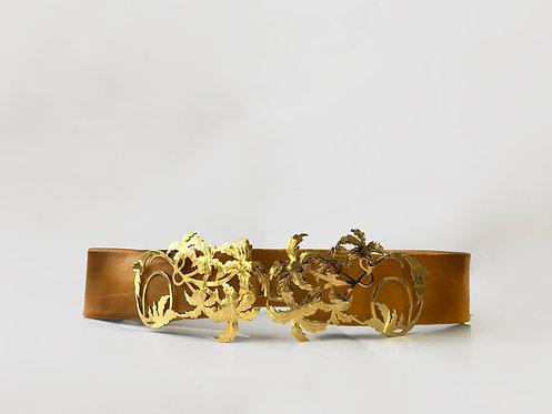Horus JASMINE Belt Gold