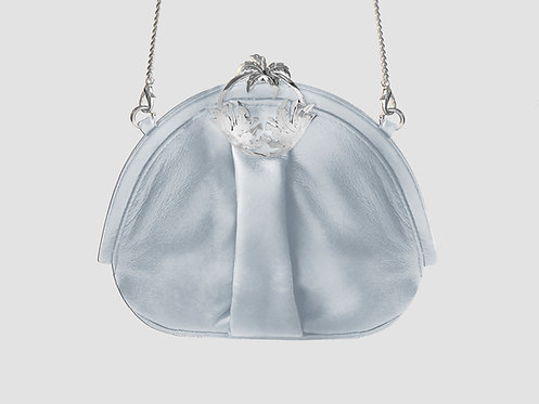 SOFIA purse LIZ TAYLOR Silver