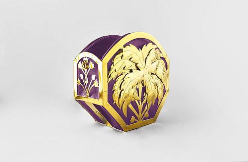 NALA bag Gold AMETHYST