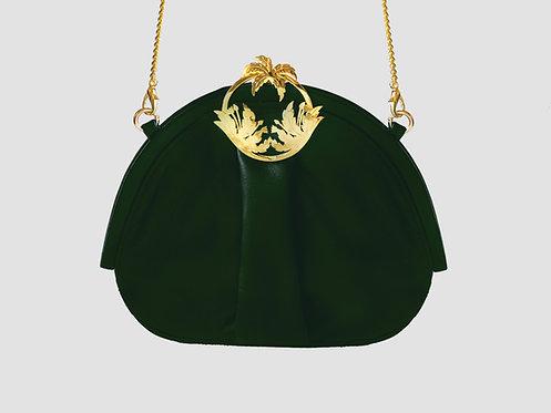 SOFIA purse EMERALD Gold