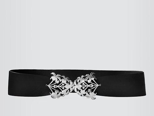 Botanic Belt Silver