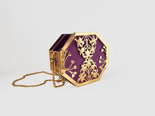 Amethyst Palmini Gold
