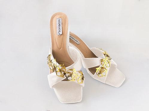 Angelica MALIBU Sandals - Gold