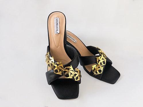 MALIBU Sandals - Gold