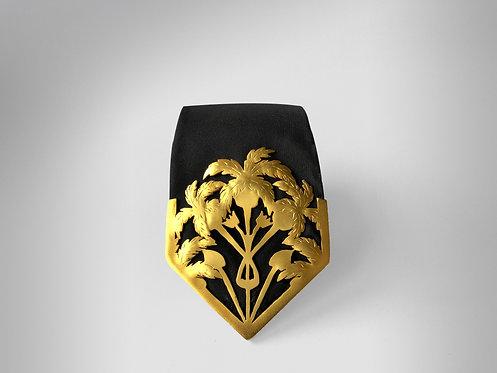 Oasis Tie - Gold