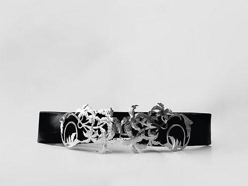 JASMINE Belt Silver