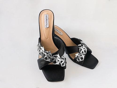 MALIBU Sandals - Silver