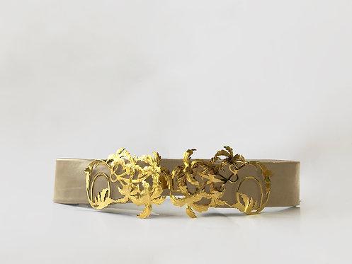 SADAF JASMINE Belt Gold