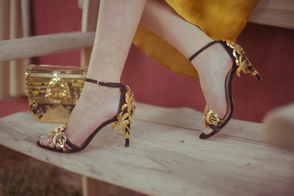 Palma Heels