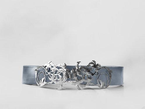 Liz Taylor JASMINE Belt Silver