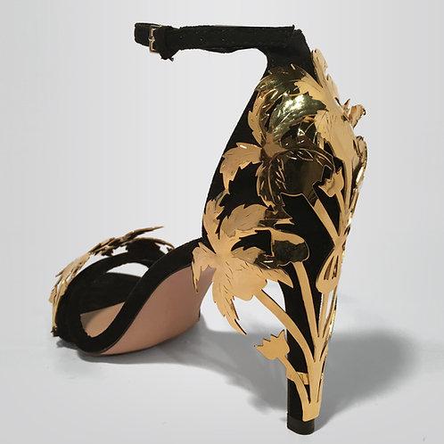 Palma Heels - Gold