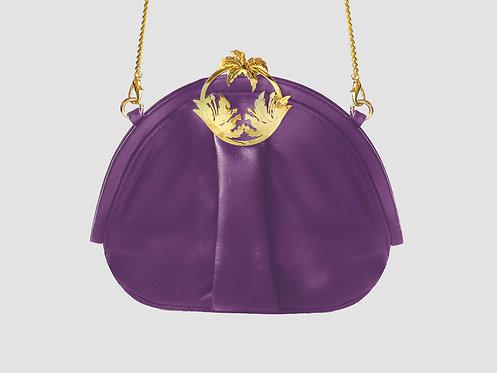 SOFIA purse AMETHYST Gold