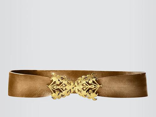Horus Botanic Belt Gold