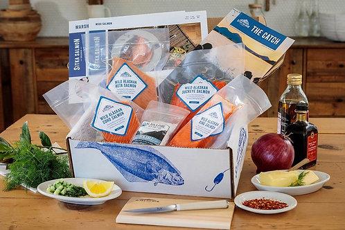 Unko'z Fish Box