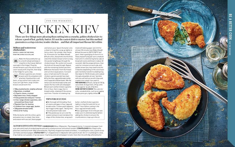 Delicious Magazine - November 2019