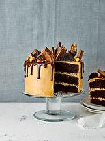 oct 19 - peanut butter cake, mike_livi_d
