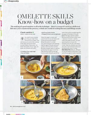 Omlette Skills