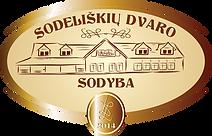 Sodeliskiu_dvaro_logo