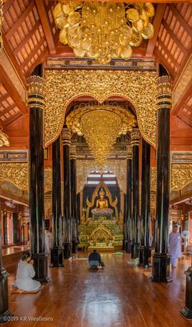 Kim Wealleans - 06-Inside Baan Wat.