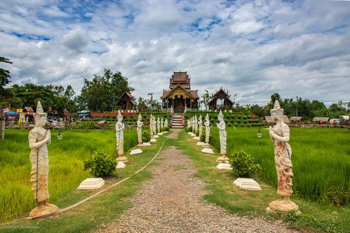 Kim Wealleans - 05-Pathway to Wat BanThai Maj
