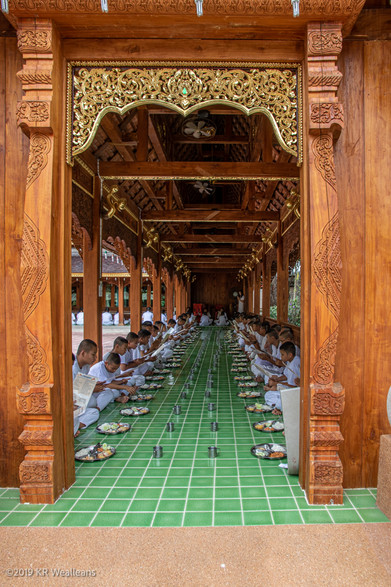 Kim Wealleans - 07-Young Monks in Training - Baan Kang Wat