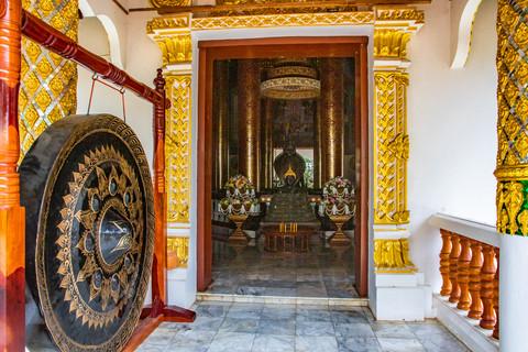 Kim Wealleans - 19-Inside to Wat Pa Dara Phirom
